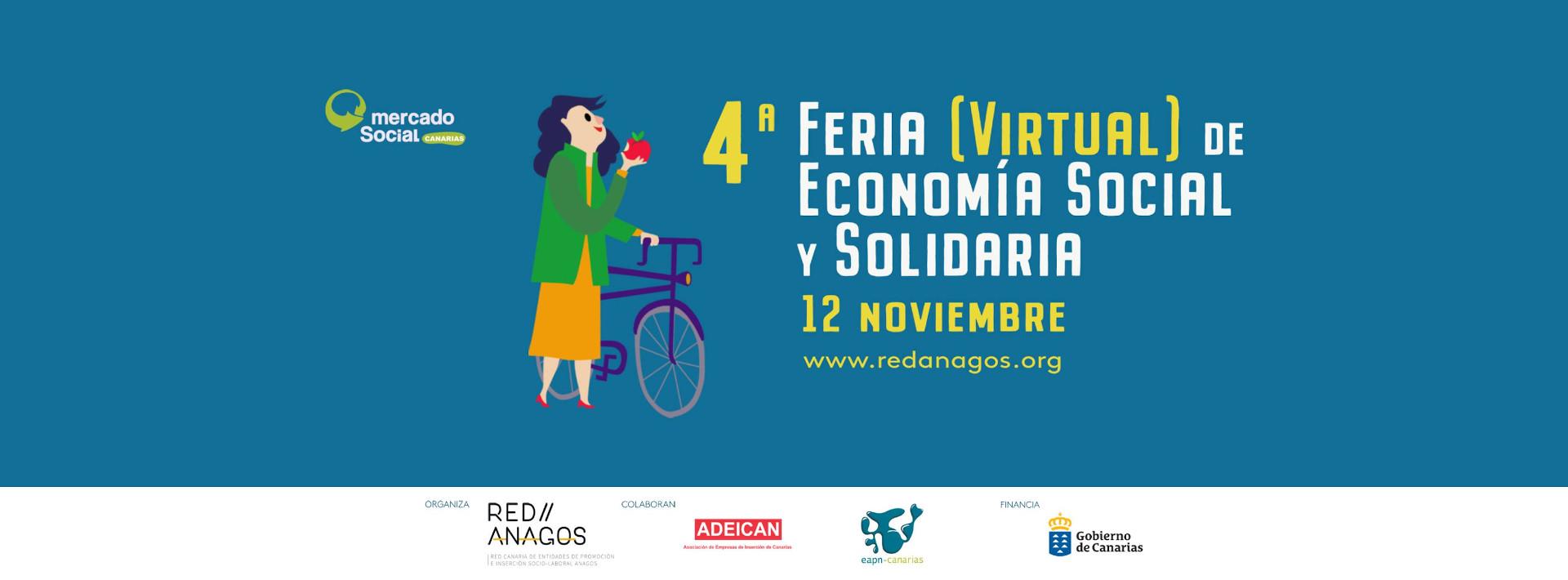 4ª Feria de Economía Social y Solidaria